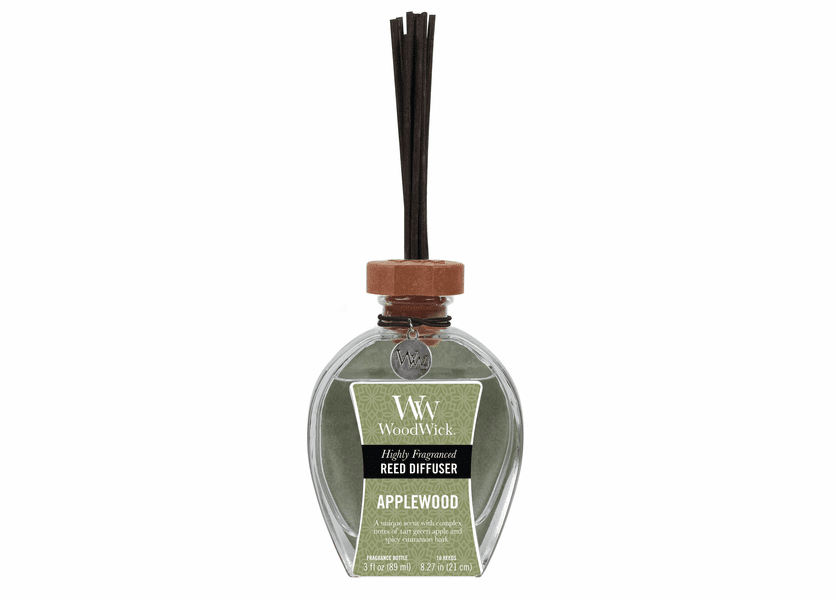 Applewood WoodWick 3 oz. Reed Diffuser