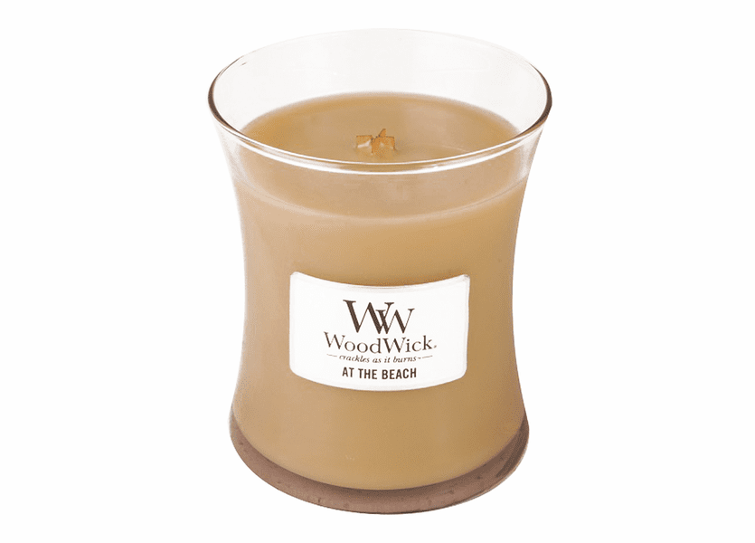 At The Beach WoodWick Candle 10 oz.