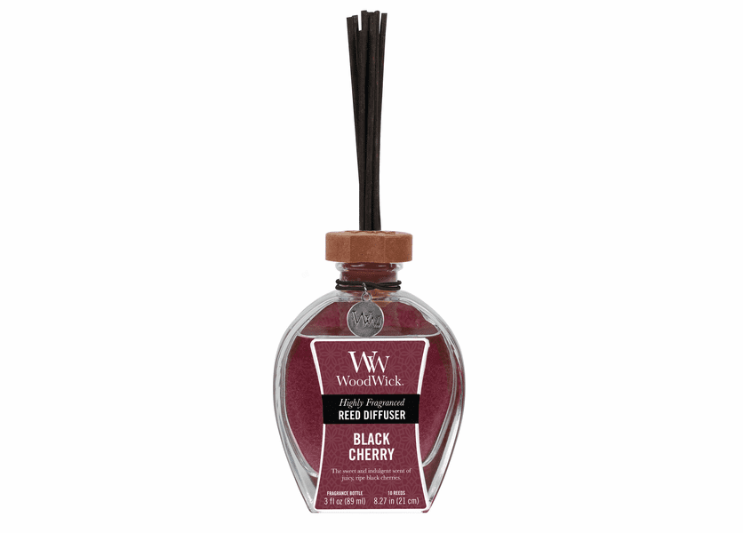 Black Cherry WoodWick 3 oz. Reed Diffuser