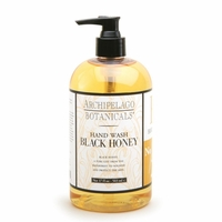 Black Honey 17 oz. Hand Wash by Archipelago