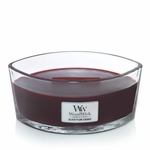 Black Plum Cognac WoodWick Candle 16 oz. Hearthwick Flame | WoodWick Fall & Holiday 2019 New Releases