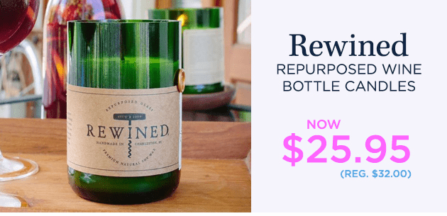 Blanc Collection by Rewined Candles
