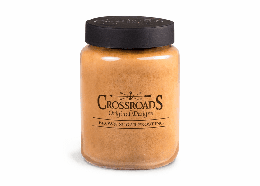 Brown Sugar Frosting 26 oz. Crossroads Candle