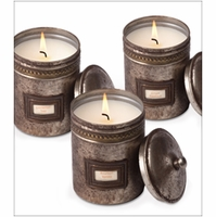 Cafe Tin Collection by Himalayan Candles