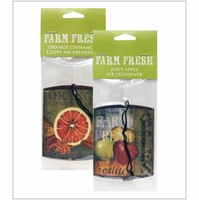 Car Air Fresheners by A Cheerful Giver