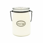 Caramel Apple 22 oz. Butter Jar by Milkhouse Candle Creamery | 22 oz. Butter Jar Candles by Milkhouse Candle Creamery