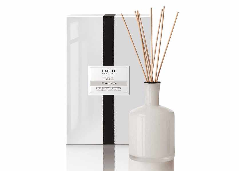 Champagne 15 oz. Reed Diffuser by Lafco New York