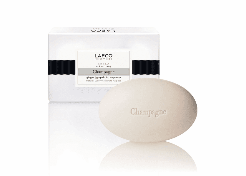 Champagne 8 oz. Bar Soap by Lafco New York