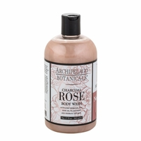 Charcoal Rose 17 oz. Body Wash by Archipelago