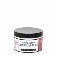 Charcoal Rose 8 oz. Sugar  Scrub by Archipelago