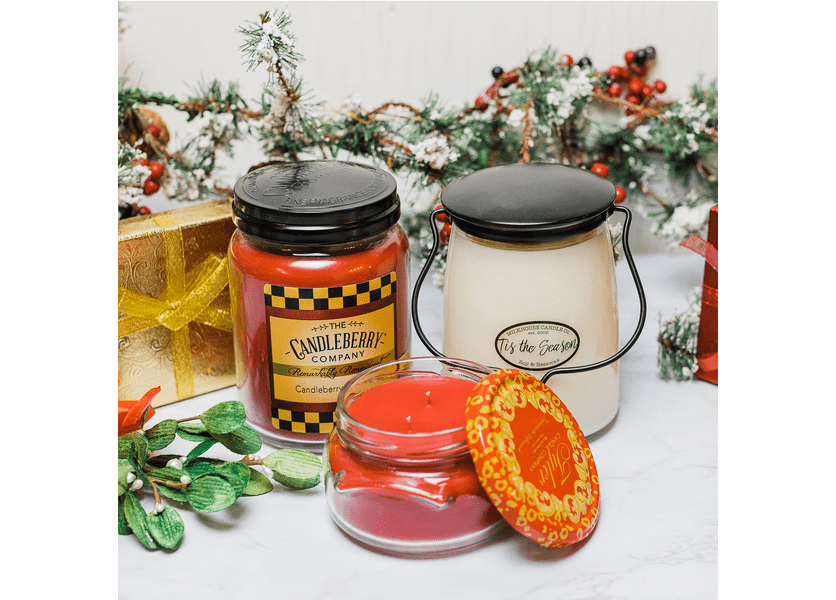 _DISCONTINUED_Christmas Best Sellers Scented Candle Bundle - 3 Piece Gift Set