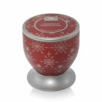 CLOSEOUT - Cinnamon Buttercream Gallerie Tin WoodWick Candle