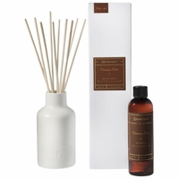 NEW! - Cinnamon Cider 4 oz. Reed Diffuser Set by Aromatique