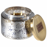 CLOSEOUT - Cinnamon Cider 21 oz. Metallic Candle by Aromatique | Metallic Candles by Aromatique