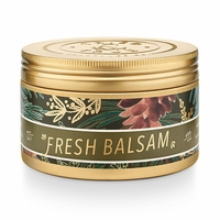 CLOSEOUT - Fresh Balsam 14.1 oz. Large Tin Candle by Tried & True