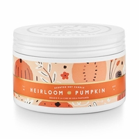 CLOSEOUT - Heirloom Pumpkin 14.1 oz. Large Tin Candle by Tried & True