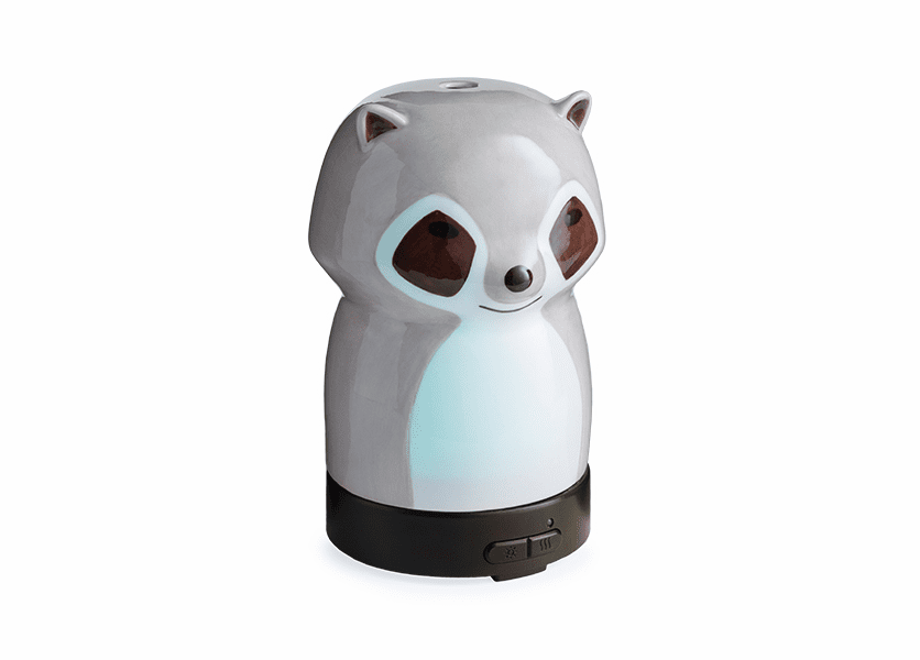 CLOSEOUT - Raccoon Airome Kids Medium Essential Oil Diffuser