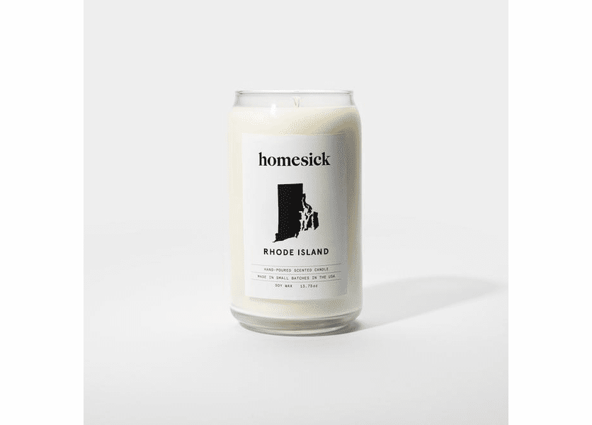 CLOSEOUT - Rhode Island 13.75 oz. Jar Candle by Homesick