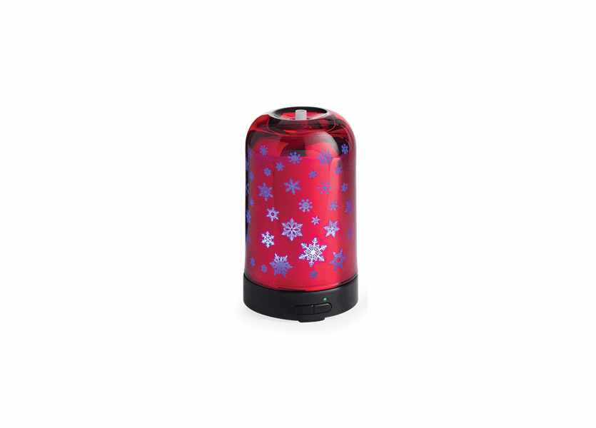CLOSEOUT - Snowfall Airome Ultrasonic Essential Oil Diffuser