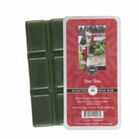 CLOSEOUT - Tree Trek Scented Wax Bar - Bridgewater