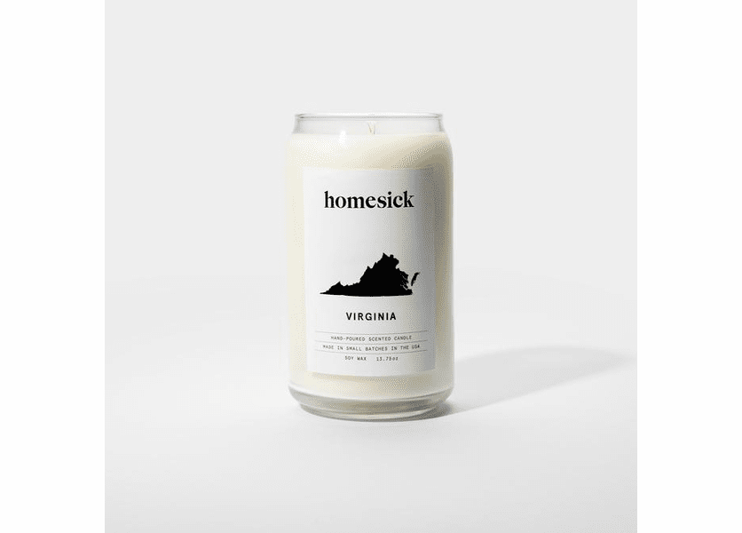 _DISCONTINUED_Virginia 13.75 oz. Jar Candle by Homesick
