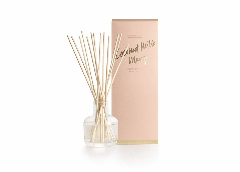 Coconut Milk Mango Essential Reed Diffuser by Illume Candle