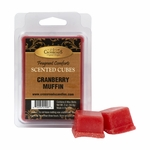 Cranberry Muffin 2oz. Crossroads Scented Cubes | Crossroads Scented Cubes - 2 oz.