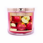 Crisp Apple 14.5 oz. Bronze Collection Colonial Candle | Bronze Collection Colonial Candle