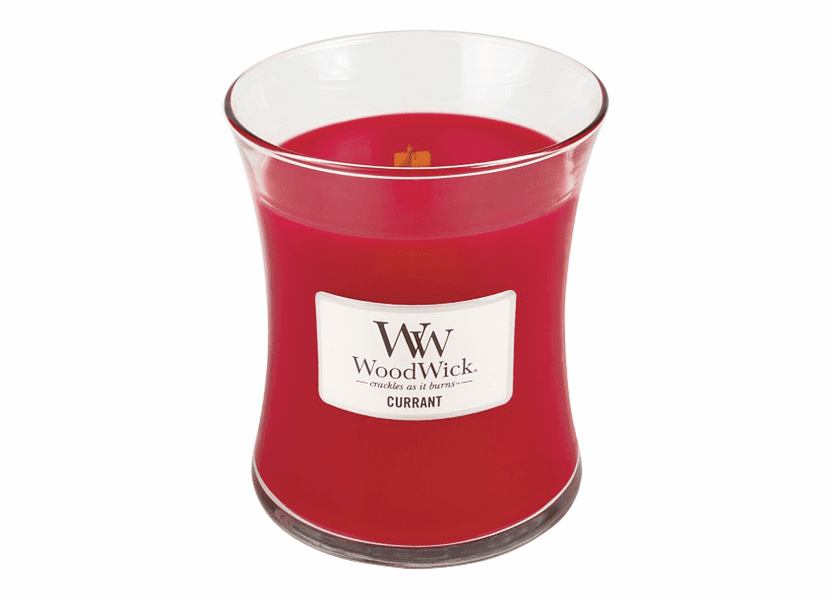 Currant WoodWick Candle 10 oz.