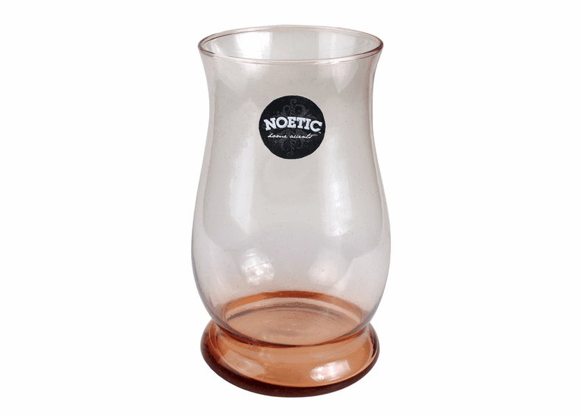 "_DISCONTINUED - 10"" Rosalin Hurricane Noetic Candle Holder"