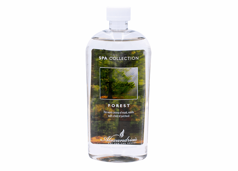 _DISCONTINUED - 16 oz. Forest Alexandria's Fragrance Lamp Oil