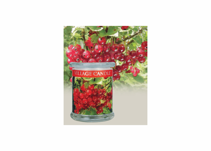 _DISCONTINUED - 21 oz. Mountain Currant Radiance Wooden Wick Village Candle