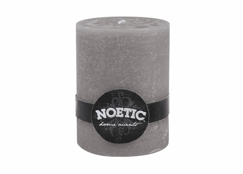 "_DISCONTINUED - 3"" x 4"" Iron Gate Noetic Pillar Candle"