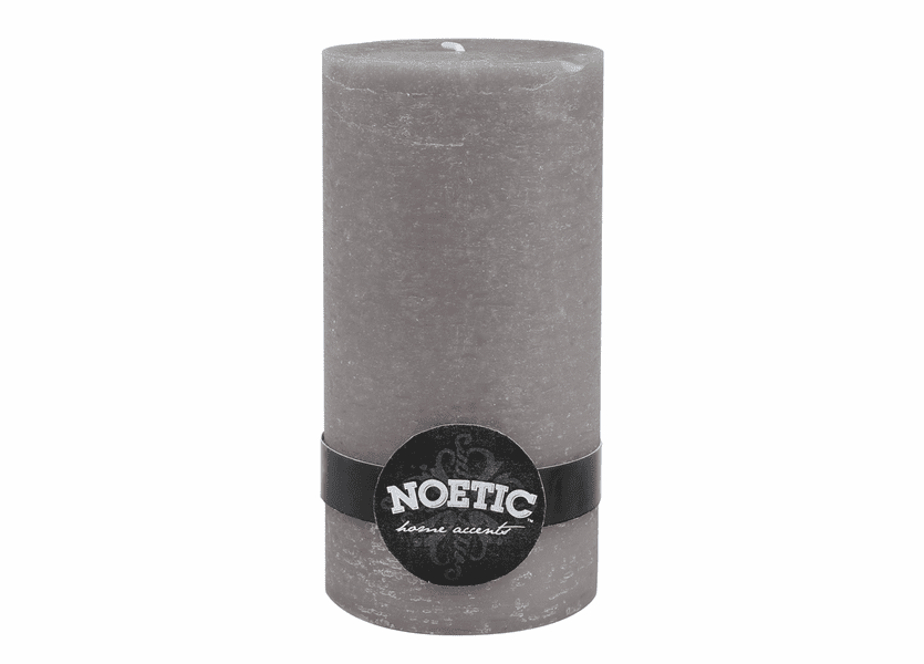 """_DISCONTINUED - 3"""" x 6"""" Iron Gate Noetic Pillar Candle"""