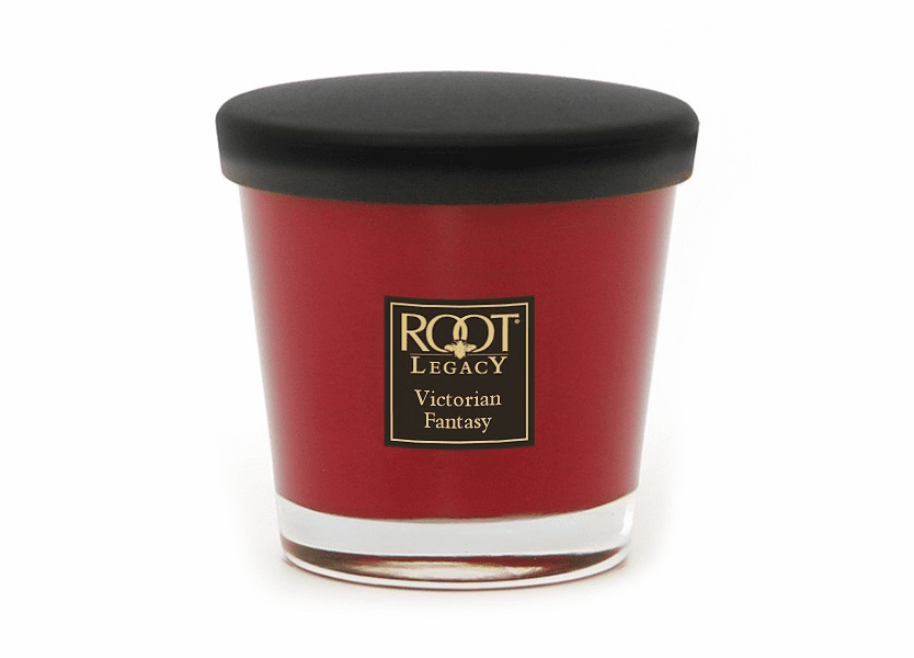 _DISCONTINUED - 7 oz. Victorian Fantasy Small Veriglass Candle by Root