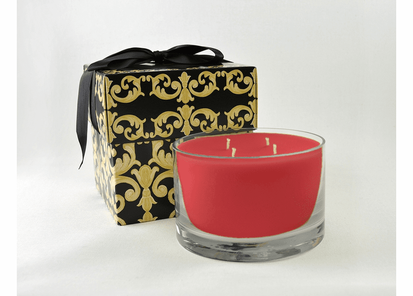 _DISCONTINUED - *A Christmas Tradition Fall and Holiday 40 oz. Exclusive 4-Wick Tyler Candle