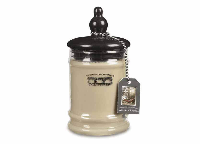 _DISCONTINUED - Afternoon Retreat Small Jar Candle - Bridgewater