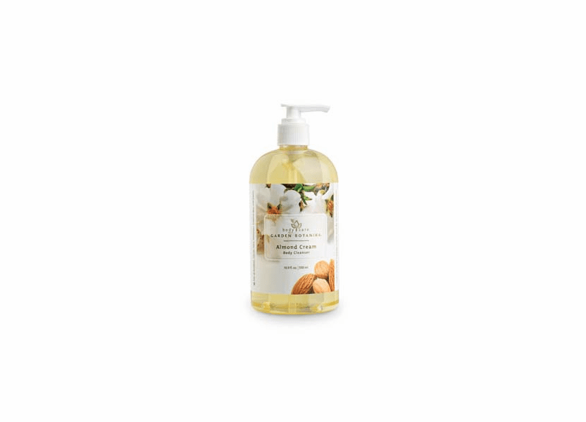 _DISCONTINUED - Almond Cream Body Cleanser by Garden Botanika
