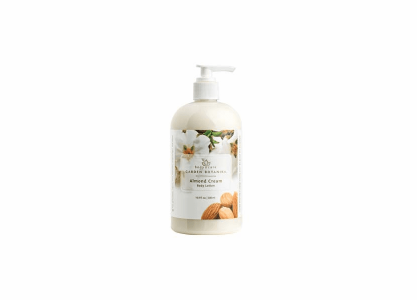_DISCONTINUED - Almond Cream Body Lotion by Garden Botanika