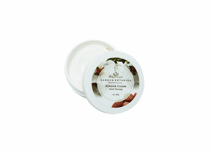 _DISCONTINUED - Almond Cream Hand Therapy by Garden Botanika