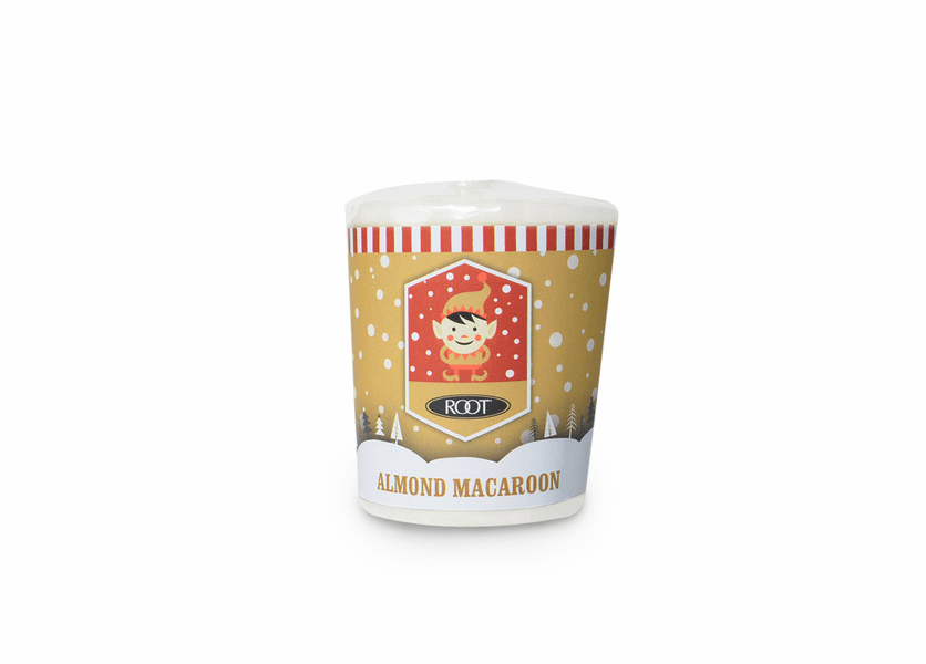 _DISCONTINUED - Almond Macaroon 20-Hour Votive by Root