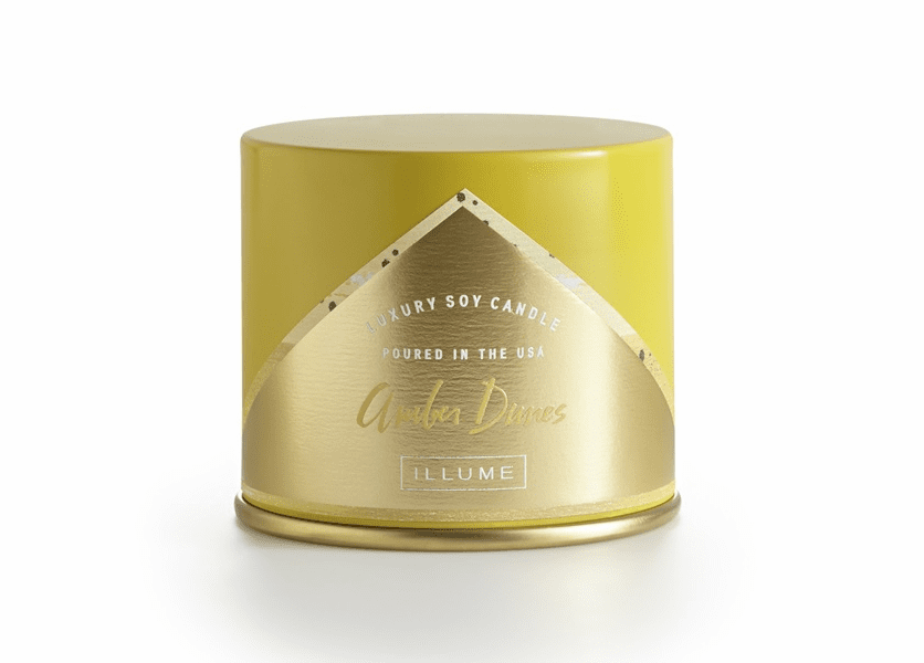 _DISCONTINUED - Amber Dunes Vanity Tin Illume Candle
