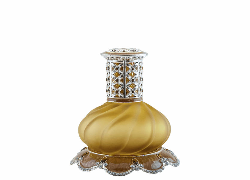 _DISCONTINUED - Amber Frost Fragrance Lamp by Alexandria's