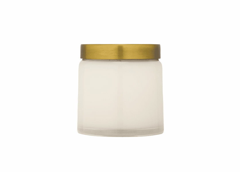 _DISCONTINUED - Ambrosia Blossom 17 oz. Tinted Glass Jar Candle by Aspen Bay Candles