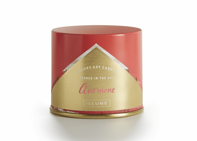 _DISCONTINUED - Anemone Vanity Tin Illume Candle