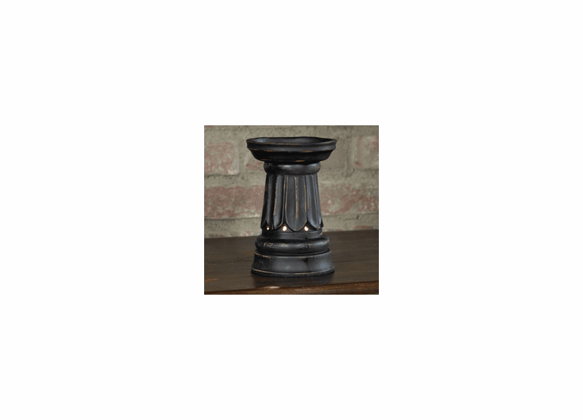 _DISCONTINUED - Antique Black Feather Melter by McCall's