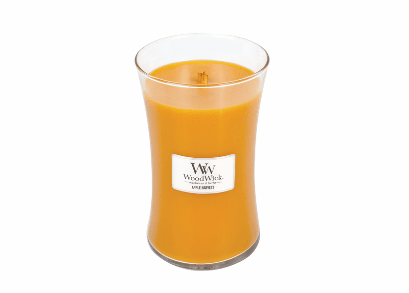 _DISCONTINUED - Apple Harvest WoodWick Candle 22 oz.