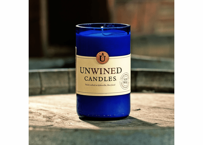 _DISCONTINUED - Applewood 12 oz. Unwined Candle