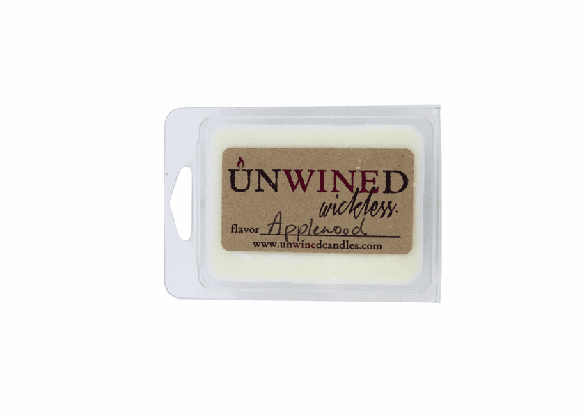 _DISCONTINUED - Applewood Wickless Unwined Scented Wax Blocks