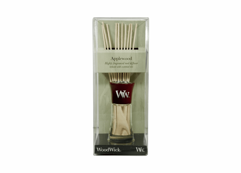 _DISCONTINUED - Applewood  WoodWick 2 oz. Reed Diffuser